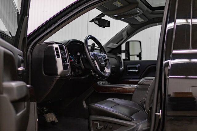 2018 GMC Sierra 1500 4x4 Crew Cab SLT Z71 Leather Roof 4