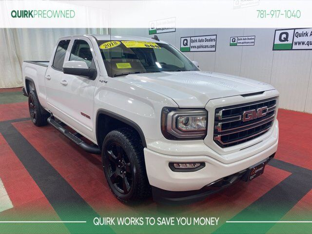 2018 GMC Sierra 1500 BASE Braintree MA