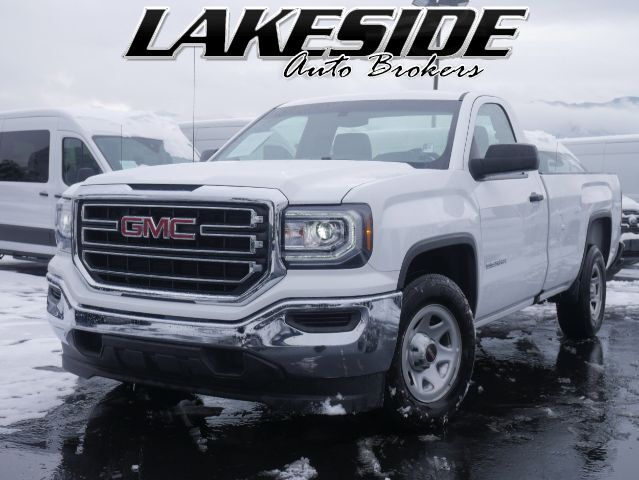 2018 GMC Sierra 1500 Base Long Box 2WD Colorado Springs CO