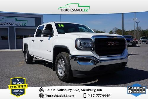2018_GMC_Sierra 1500_Base_ Salisbury MD