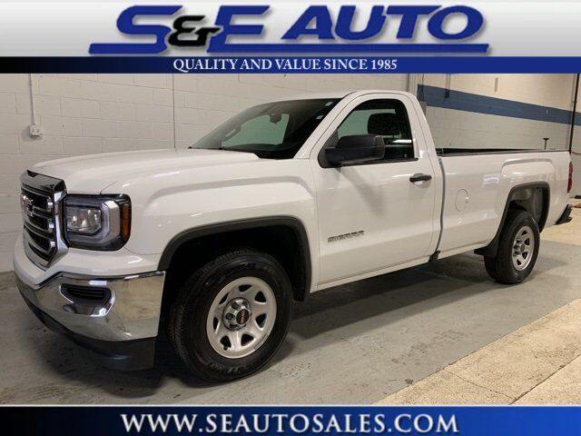 2018 GMC Sierra 1500 Base Weymouth MA