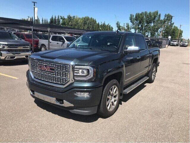 2018 GMC Sierra 1500 Denali 6.2! *ONE OWNER, NO ACCIDENTS* Calgary AB