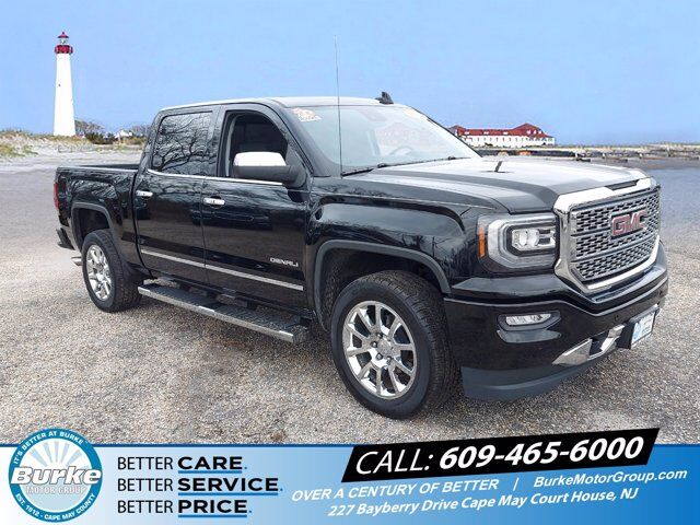 2018 GMC Sierra 1500 Denali Cape May Court House NJ