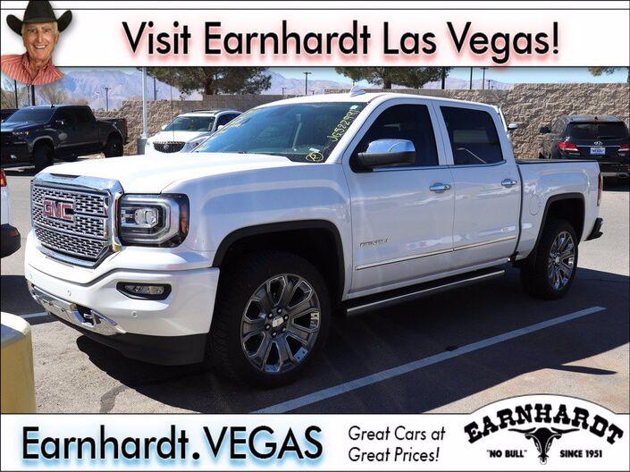 2018 GMC Sierra 1500 Denali Las Vegas NV