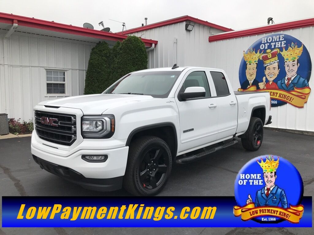 2018 GMC Sierra 1500 Elevation Shelby OH