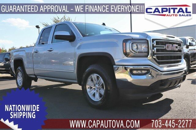 2018 GMC Sierra 1500 SLE Chantilly VA