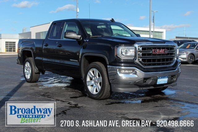 2018 GMC Sierra 1500 SLE Green Bay WI