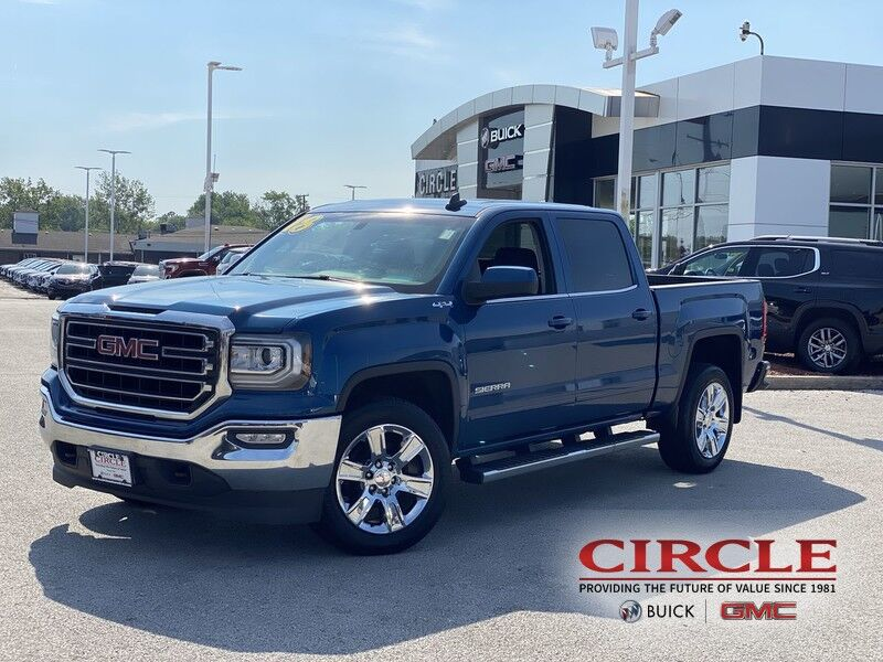 2018 GMC Sierra 1500 SLE Highland IN