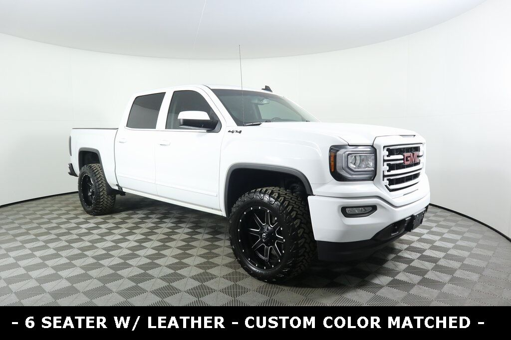 2018 GMC Sierra 1500 SLT Bountiful UT