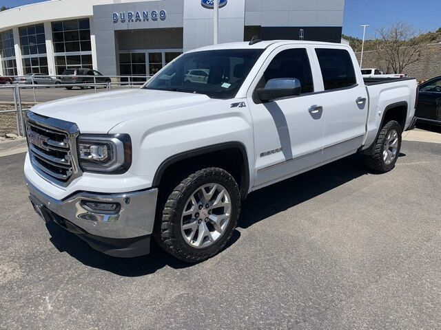 2018 GMC Sierra 1500 SLT Durango CO
