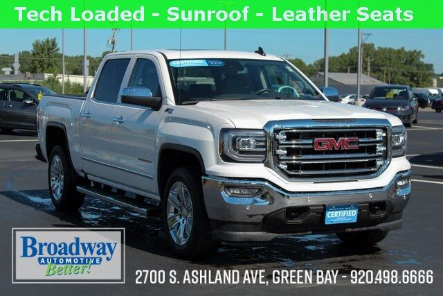 2018 GMC Sierra 1500 SLT Green Bay WI