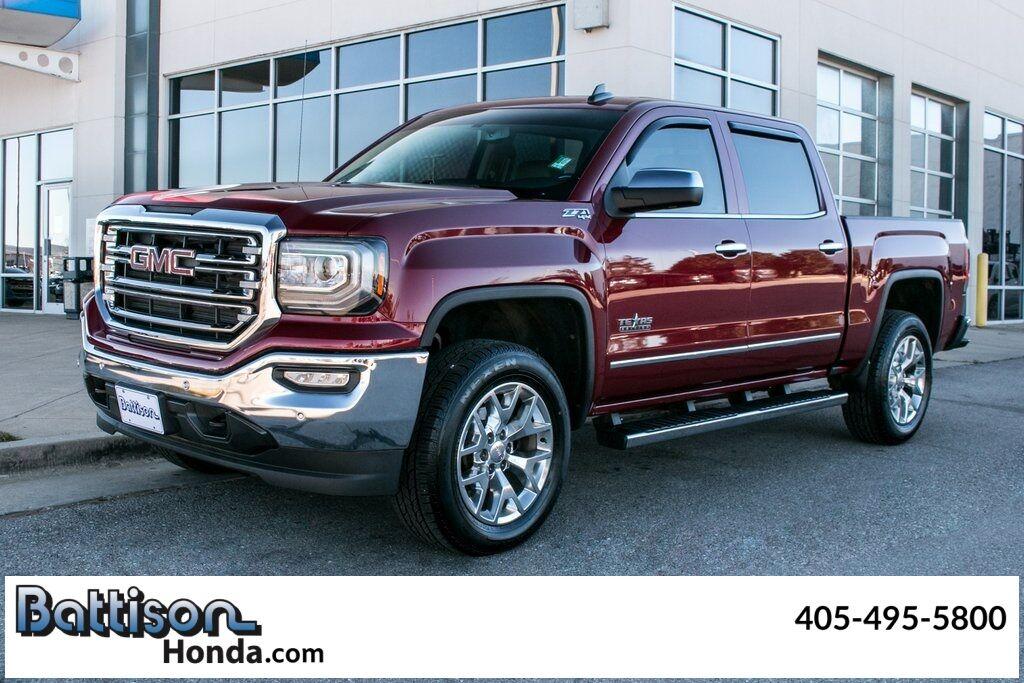 2018 GMC Sierra 1500 SLT Texas Edition Oklahoma City OK
