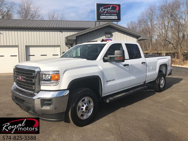 2018 GMC Sierra 2500HD  Middlebury IN