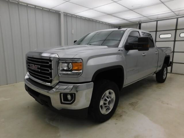 2018 GMC Sierra 2500HD 4WD Crew Cab 153.7 SLE Manhattan KS