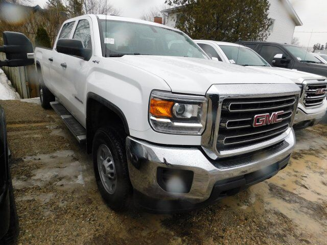 2018 GMC Sierra 2500HD CREW CAB 4WD Listowel ON