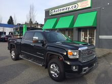 2018_GMC_Sierra 3500 Denali_Denali|Navi|Heated and Cooled Seats|Spray in Liner_ Coquitlam BC