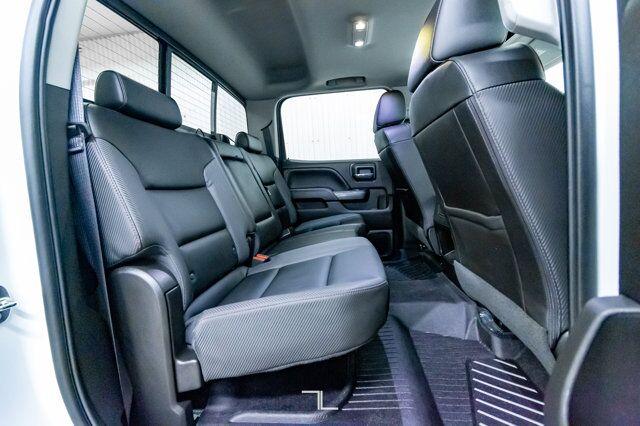 2018 GMC Sierra 3500HD 4x4 Crew Cab SLT All Terrain Leather Roof Nav Red Deer AB
