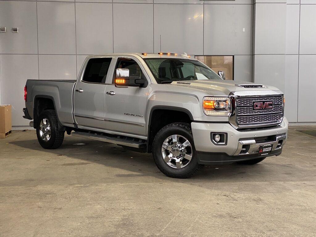 2018 GMC Sierra 3500HD Denali Milwaukie OR