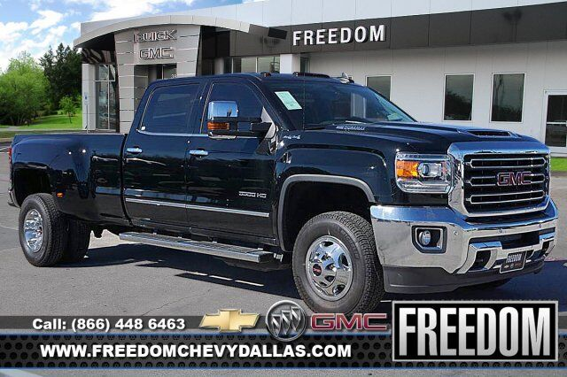 2018 Gmc Sierra 3500hd Slt Dallas Tx 28541277