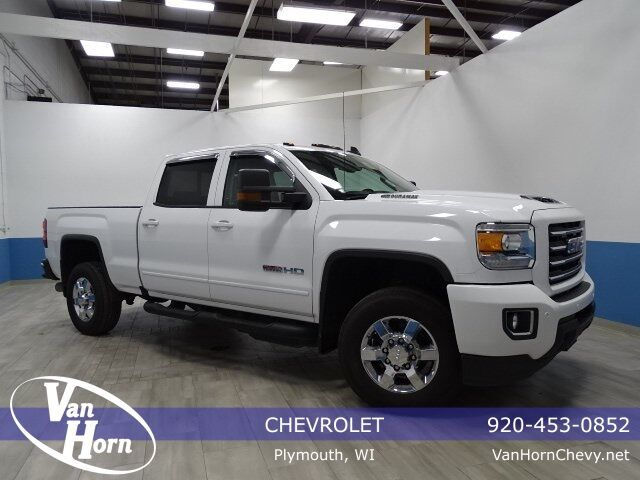2018 GMC Sierra 3500HD SLT Plymouth WI