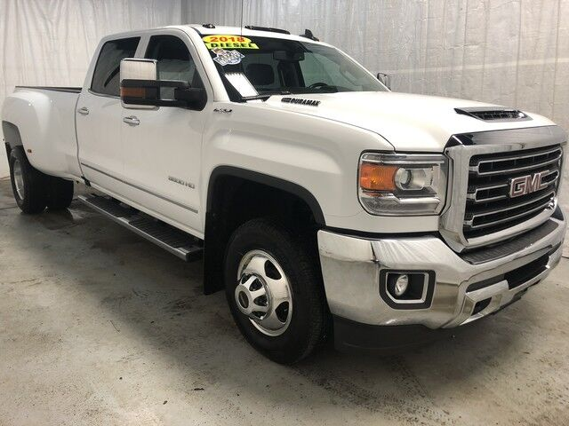 2018 Gmc Sierra 3500hd Slt Wyoming Mi 29253712