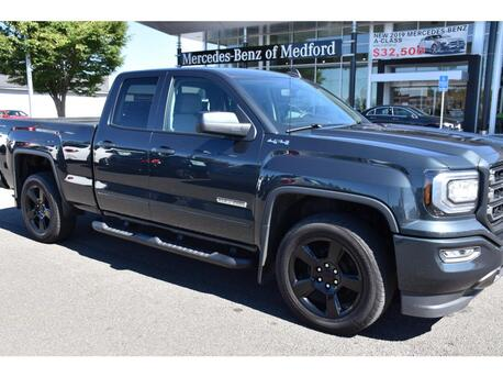 2018_GMC_Sierra_Fleet/Base_ Medford OR