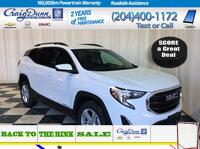 GMC Terrain * SLE AWD * HEATED FRONT SEATS * 2018