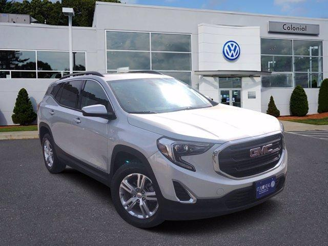 2018 GMC Terrain AWD 4dr SLE Westborough MA