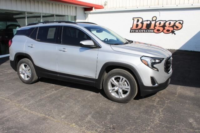 2018 GMC Terrain FWD 4dr SLE Fort Scott KS