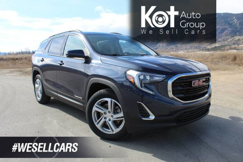 2018 GMC Terrain SLE, Clean Carfax, *Low Km's*, Very Luxurious, Smooth Ride ! Kelowna BC