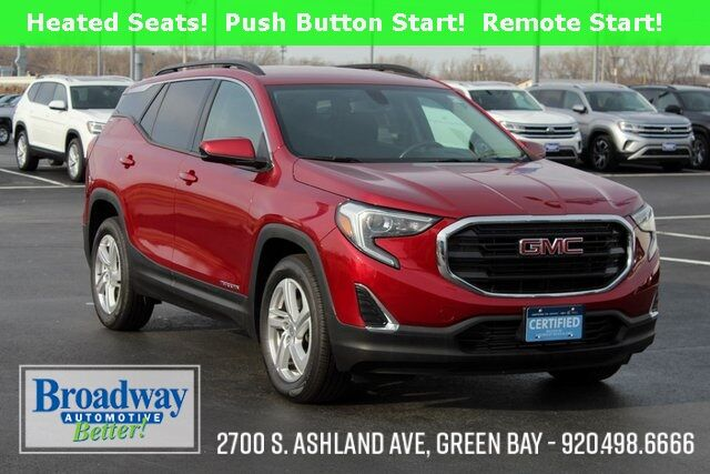 2018 GMC Terrain SLE Green Bay WI