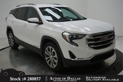2018_GMC_Terrain_SLT CAM,HTD STS,18IN WLS,HID LIGHTS_ Plano TX