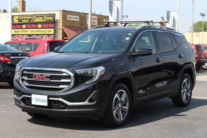 2018 GMC Terrain SLT Fort Wayne Auburn and Kendallville IN