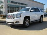 2018 GMC Yukon Denali 2WD 6.2L 8CYL AUTOMATIC, LEATHER SEATS, NAVIGATION, DVD PLAYER, CAPTAIN CHAIRS, 3RD ROW SEAT