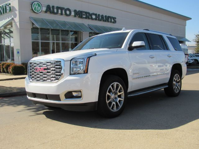 2018 GMC Yukon Denali 2WD 6.2L 8CYL AUTOMATIC, LEATHER SEATS, NAVIGATION, DVD PLAYER, CAPTAIN CHAIRS, 3RD ROW SEAT Plano TX