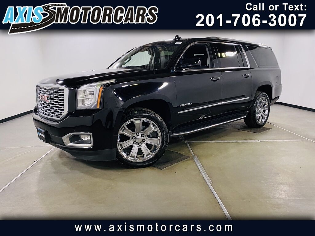 2018 GMC Yukon XL Denali Jersey City NJ