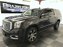 2018_GMC_Yukon XL_Denali, Nav, Roof, DVD, Power Boards, 22s_ Houston TX