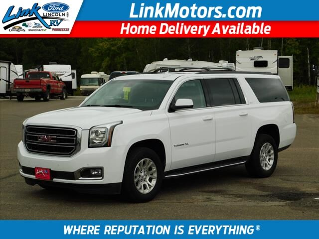 2018 GMC Yukon XL SLT 1500 Rice Lake WI