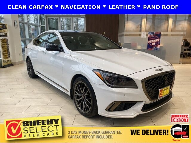 2018 Genesis G80 3.3T Sport Chantilly VA