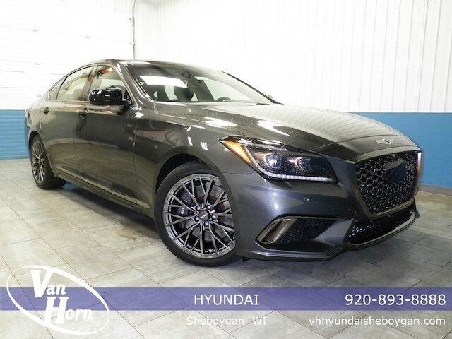 2018 Genesis G80 3.3T Sport Plymouth WI
