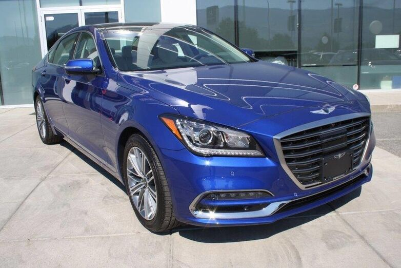 2018 Genesis G80 3.8 Technology low rates 1.99-2.99% Penticton BC