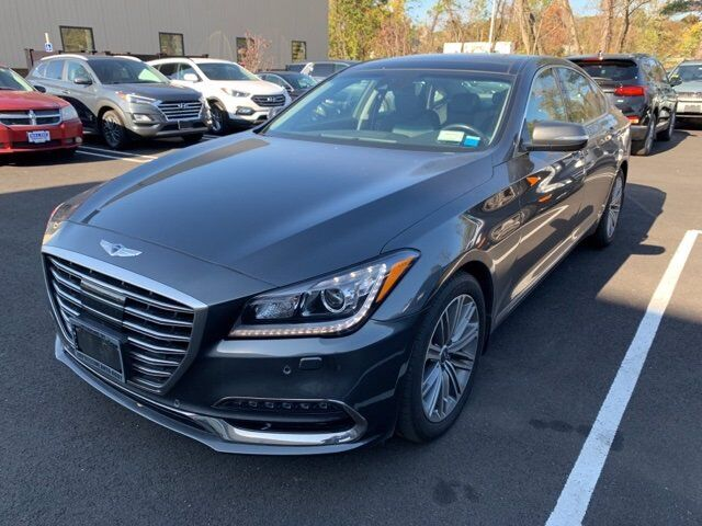 2018 Genesis G80 3.8L Fairfield CT