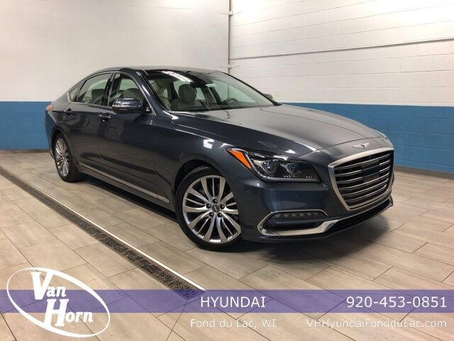 2018 Genesis G80 5.0 Milwaukee WI