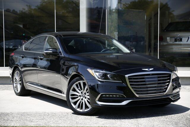 2018 Genesis G80 5.0 Ultimate  Westlake Village CA