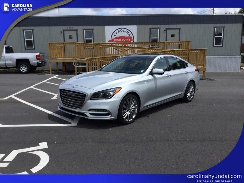 2018 Genesis G80 5.0L Ultimate High Point NC