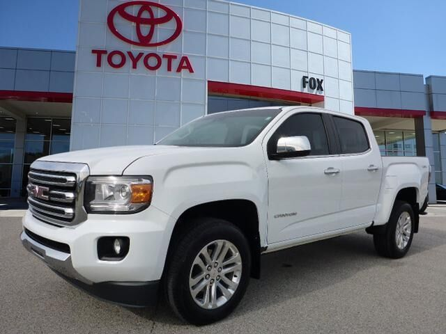 2018 Gmc Canyon Clinton TN
