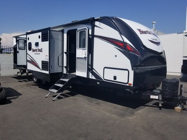 2018 HEARTLAND NORTH TRAIL KING 33BKSS Fontana CA