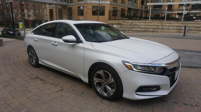 2018 HONDA ACCORD EX-L Arlington VA