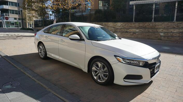 2018 HONDA ACCORD LX Arlington VA