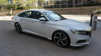 HONDA ACCORD SPORT Arlington VA